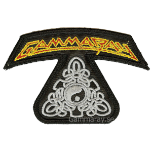Gamma Ray Logo Patches.