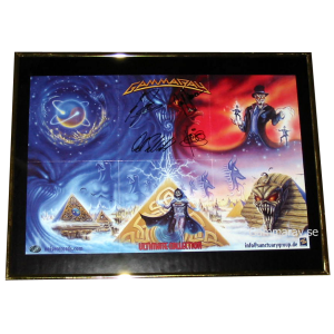 2002 – Poster From Ultimate Collection Box.