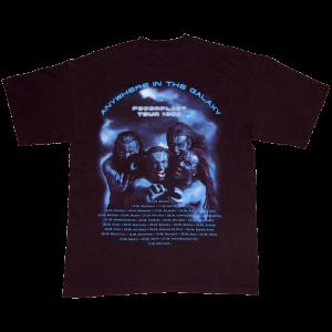 PowerPlant – Fangface Tour 1999 – T-shirt.
