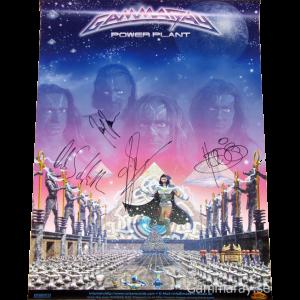 1999 – PowerPlant Poster.