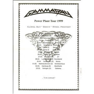 PowerPlant Tour – 1999.