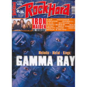 Rock Hard Magazine – Nr143 – 1999.