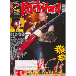 Rock Hard Magazine – Nr159 – 2000.
