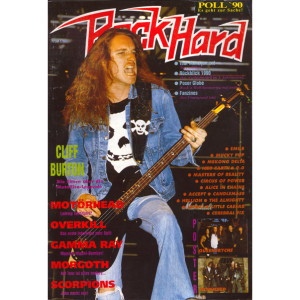 Rock Hard Magazine – Nr46 – 1991.