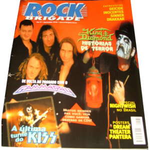 WANTED: Rock Brigade Magazine – Nr163.