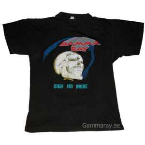 T-shirt – Sigh No More – Tour 1991.