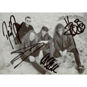 1997 – Somewhere Out in Space – Promo Photo.