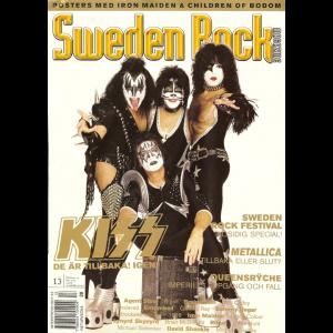 Sweden Rock Magazine – Nr12 – 2003.