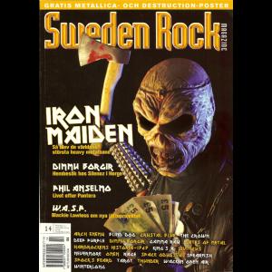 Sweden Rock Magazine – Nr14 – 2003.