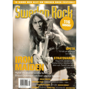 Sweden Rock Magazine – Nr29 – 2005.