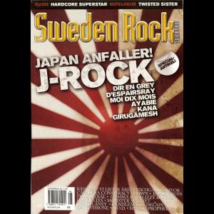 Sweden Rock Magazine – Nr48 – 2008.