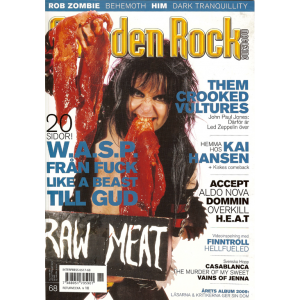 Sweden Rock Magazine – Nr68 – 2010.