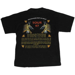 Somewhere Out In Space – Tour 97 – T-shirt.