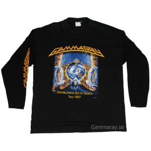 Long Sleeve – Somewhere Out In Space – Tour 97.