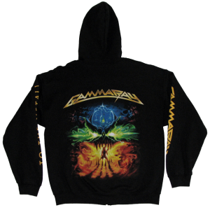 To The Metal – Tour 2010 – Zip Hoodie.