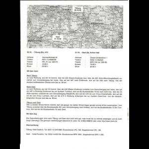 Tour Info 2000.