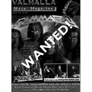 WANTED: Valhalla Magazine – Nr5.