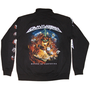 Hellish Tour 2013 – Master Of Confusion – Zip Jacket.