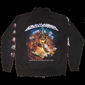 Hellish Tour 2013 – Master Of Confusion – Zip Jacket.