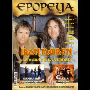 Epopeya – Argentina Magazine – Nr24 – June 1999.