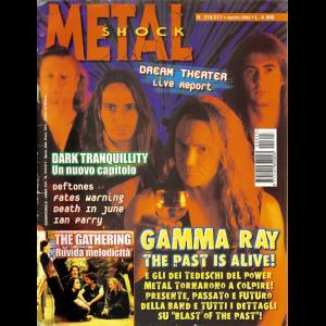 Metal Shock Magazine – Nr316/317 – August 2000.