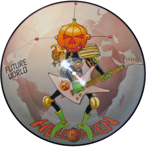 1987 – Future World – Ep – Picture Disc.