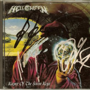1987 – Keeper Of The Seven Keys Part I – Cd.