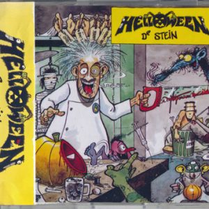 1988 – Dr.Stein – Cd – Japan – 4 Track.