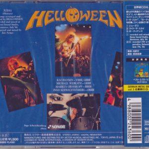 1991 – Judas – Japan – Cd – EP.