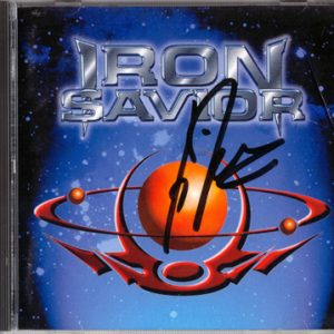 1997 – Iron Savior – Cd – Japan.