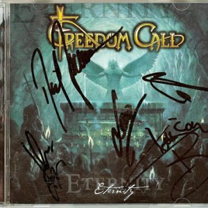 2002 – Eternity – Cd.