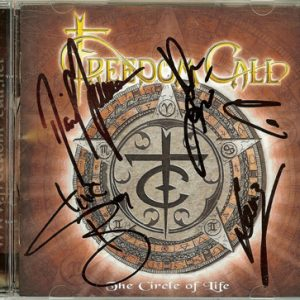2005 – The Circle Of Life – Cd.