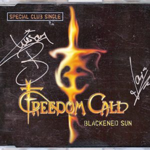 2007 – Blackned Sun – Cds – Promo.