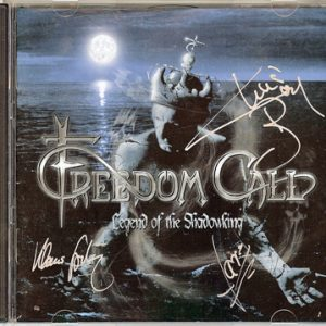 2010 – Legend Of The Shadowking – Cd.
