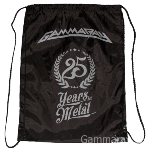 25 Years In Metal – VIP Best Of The Best Tour 2015 Bag.