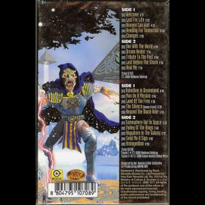 2007 – Blast From The Past – 2Tape – Korea.