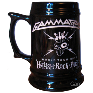 Cup From The Hellish Rock Tour Part II – South America Tour 2013.