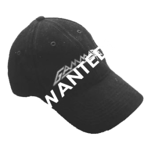 WANTED: Gamma Ray Cap.