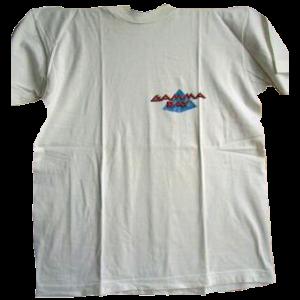 WANTED: Gamma Ray Promo – T-shirt.