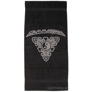 Gamma Ray – Towel With Tribal Logo.