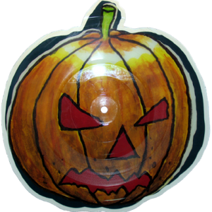 1987 – Halloween – Shaped Picture Disc – Promotion Only.