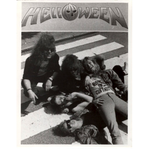 5 Helloween – Post Card.