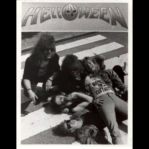 5 Helloween – Post Card.