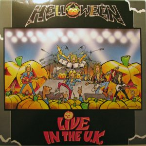 1989 – Live In The U.K. – Lp.