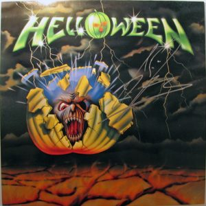1985 – Helloween – Mini Lp.