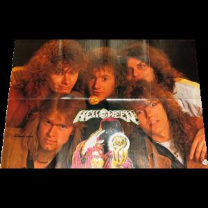 Helloween Poster – Metal Hammer.