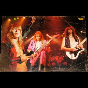 Helloween Poster – Bravo Magazine.