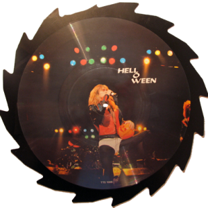 1989 – Limited Edition Interview Picture Disc.