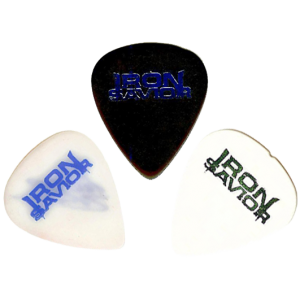 Iron Savior – Picks – Jan-S. Eckert.
