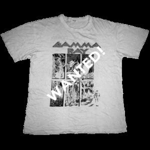 WANTED: Japan Tour 1990.